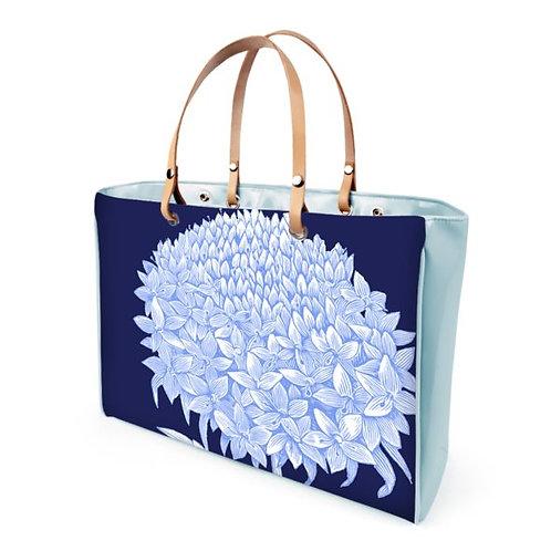 Butterfly Bush Flower Handbag