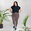 Chanterelle Mushroom Leggings plus size