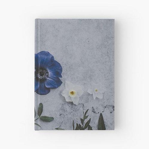 Wallflower II Hardbound Journal Front View