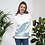 Thumbnail: She's a Whale of a Tale Unisex Hoodie