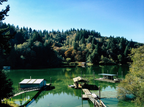 On the Lake: Our Oregon Adventure Part XII