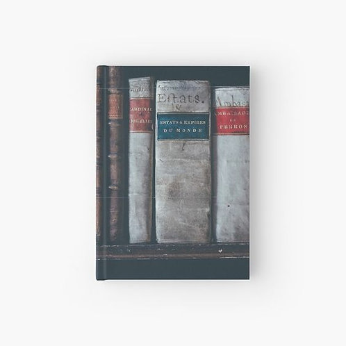 Bookworm Hardbound Journal