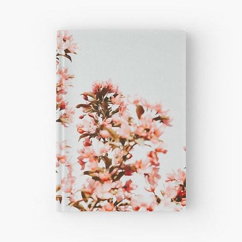 Cherry Blossoms Hardbound Journal