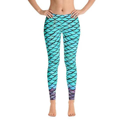 Mermaid Scale Leggings