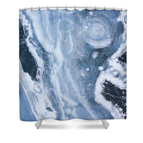 Antartica Shower Curtain