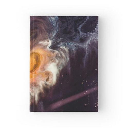 Celestial Hardbound Journal