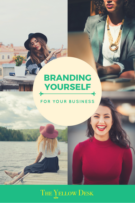 Branding Yourself for Your Business