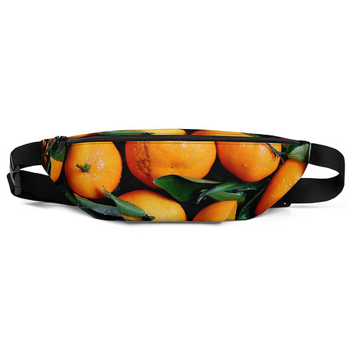 Pocket Full of Oranges Hip Bag Front