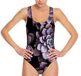 Fun, funky, and romantic one piece swimsuits and bikinis by YELLOW. Designed by Blume Bauer from the Oregon Coast.