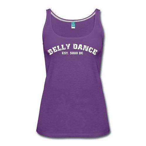 Belly Dance Est. 5000 BC Women's Tank