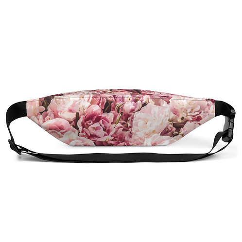 Sing a Song of Flowers Hip Bag back