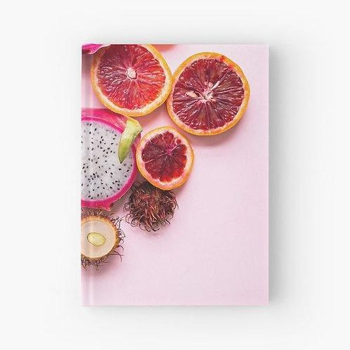 Fruity Hardbound Journal