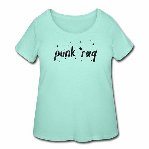 Punk Raq Curvy T-Shirt