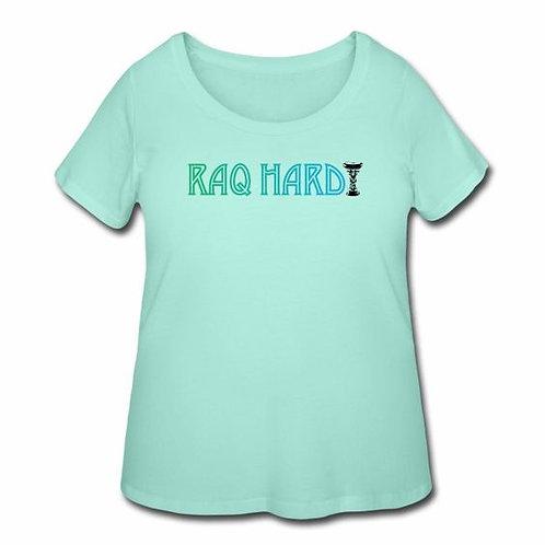 Raq Hard Curvy T-Shirt