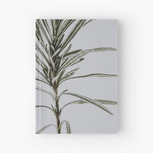 Pine Hardbound Journal