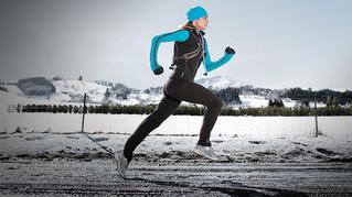 Consells per la pràctica del running a l'hivern