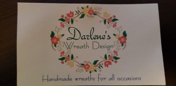 Handmade wreath designs
