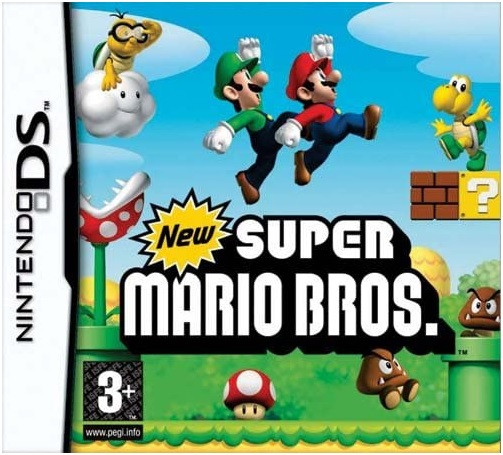 Nostalgie en Cartouche : 1- New Super Mario