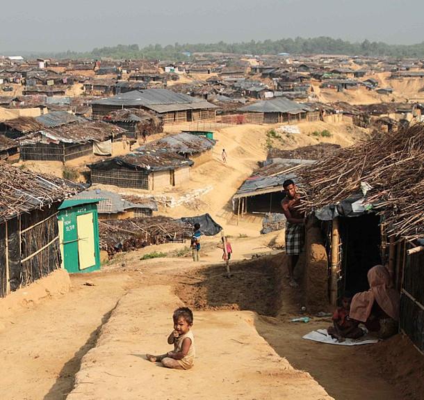 Le calvaire des Rohingyas
