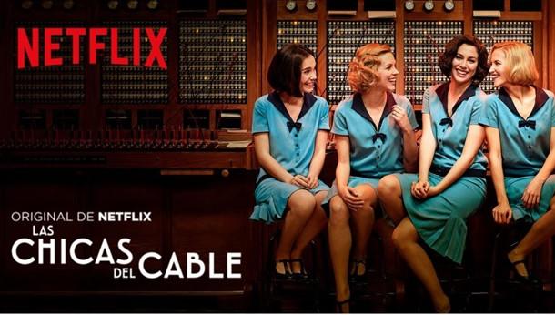 Las Chicas del Cable : una serie feminista y comprometida