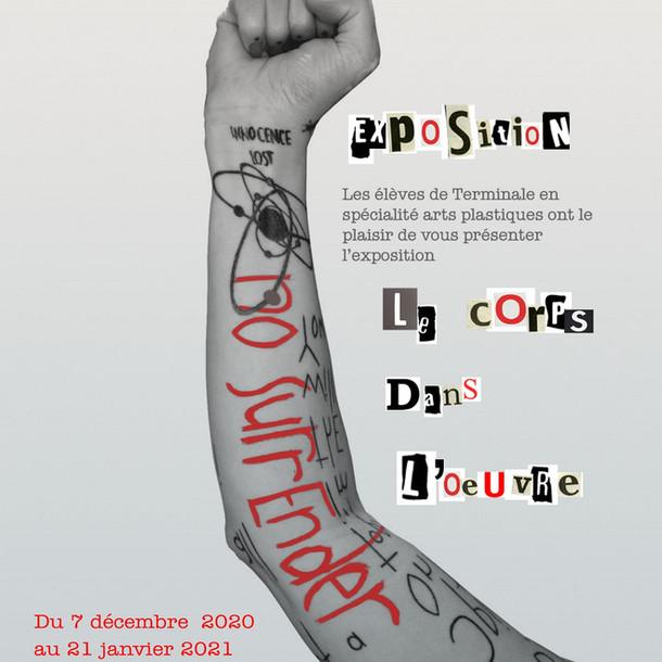 Une expo au CDI en partenariat avec Lasécu