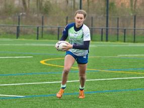 «J'ai déjà entendu que je n'avais pas ma place dans le monde du rugby parce que je suis une fille»