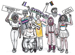 Violences homophobes : souffrir ou se cacher ?