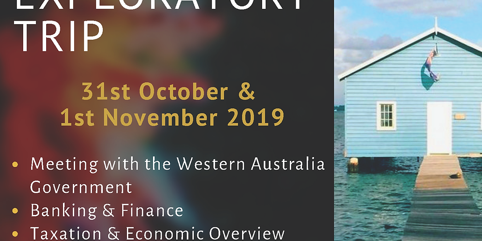 Perth Business Exploratory Trip