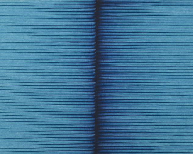 Irma Blank, Radical Writing, 1993