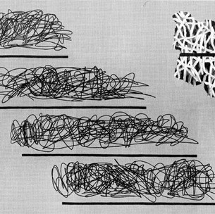 Jonathan Lasker, Worlds of Mutual Exclusion, 1989
