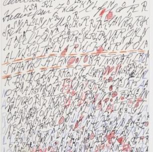 Josef Blahaut, Jumping, Singing, Writing, 1979