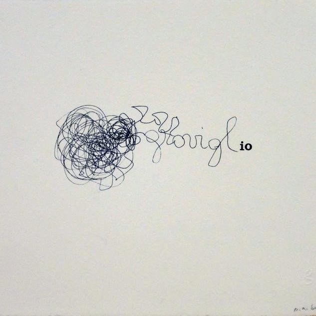Mirella Bentivoglio, Soggettivismo oggettivato, 1972
