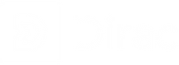 Dirac audio calibration logo