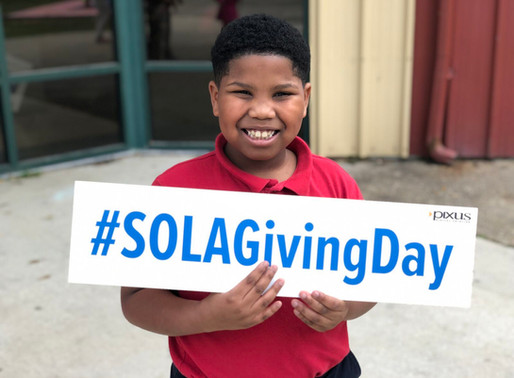 South Louisiana Giving Day