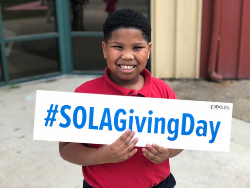 South Louisiana Giving Day