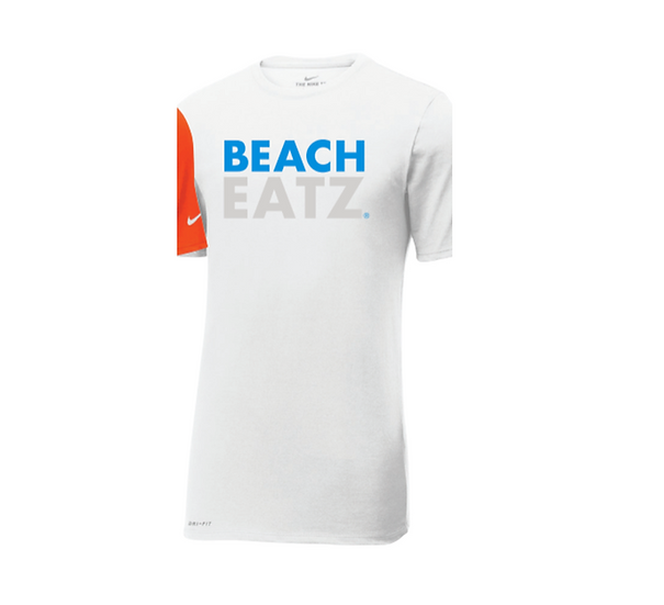 White Beach Eatz Dri-Fit T-Shirt