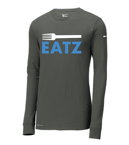Beach Eatz Nike Dri-Fit Long Sleeve T-Shirt