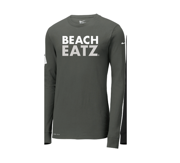 Grey Beach Eatz Dri-Fit Long Sleeve