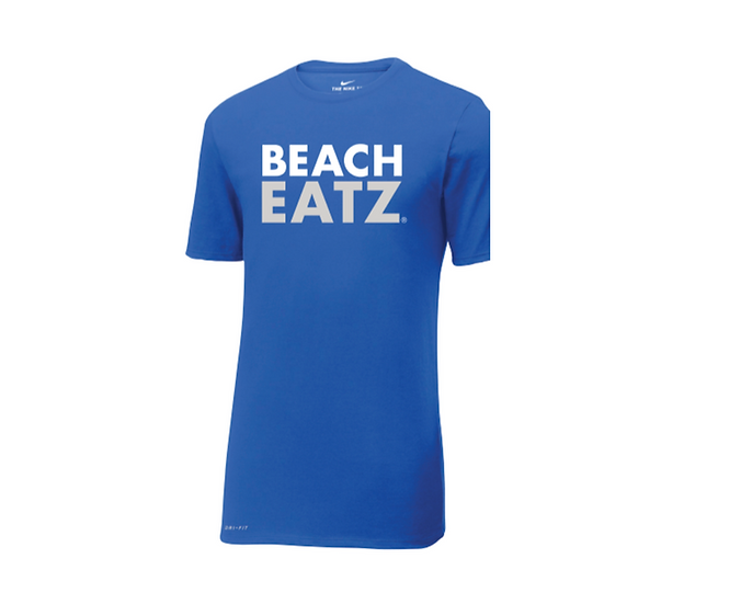 Blue Beach Eatz Dri-Fit T-Shirt