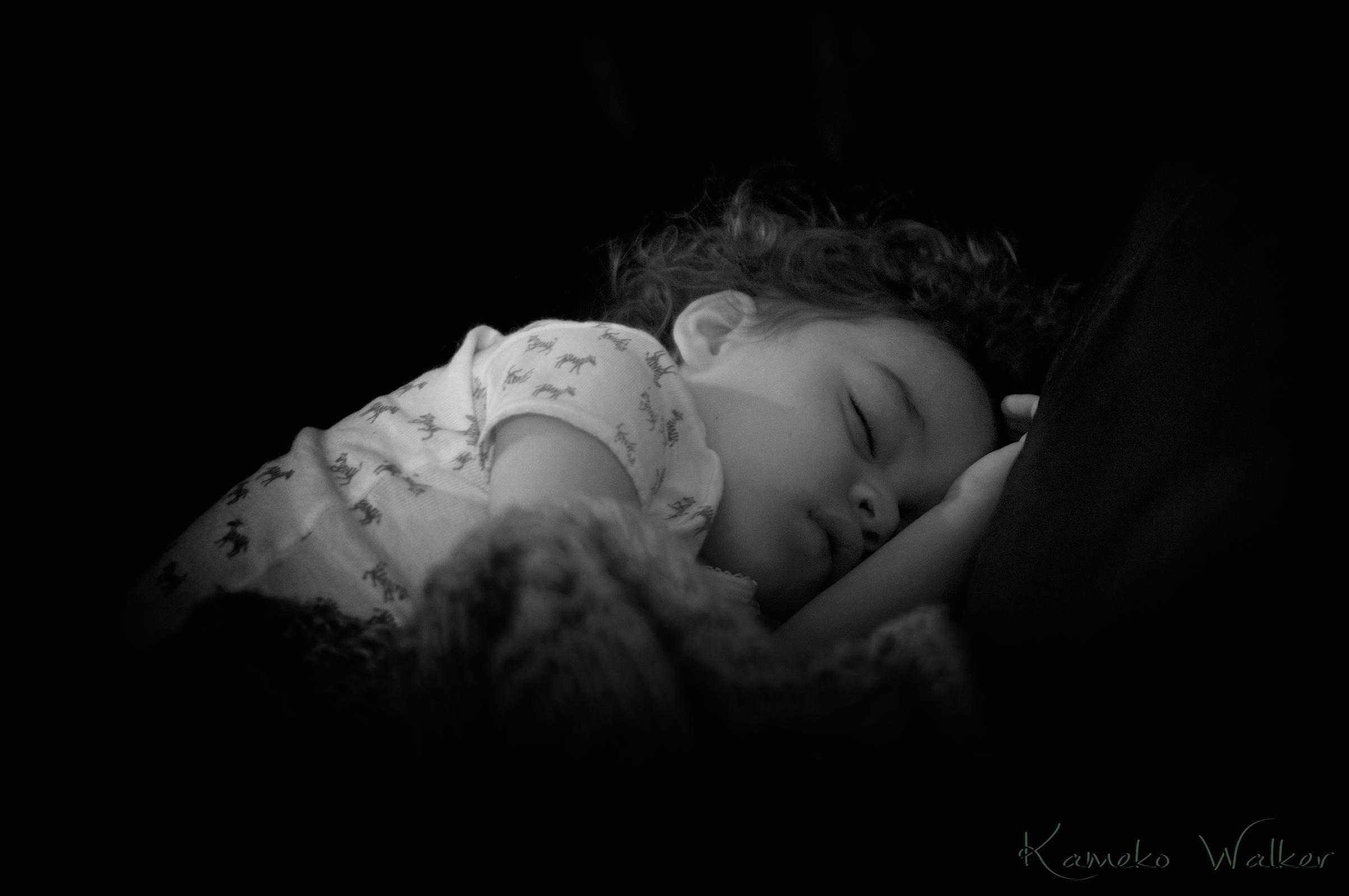 sleeping sweetheart
