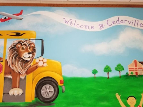 """""""Zoom"""" to Cedarville"""