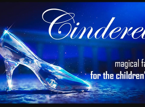My Newest Project! Cinderella in the UK