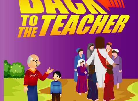 "The Future is Now! ""Brainstorms! Back to the Teacher"" is published!"