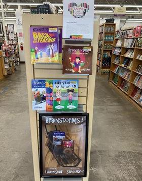 Featured at Fort Wayne Half-Price Books