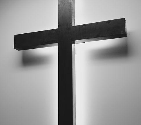 하와이 교회 십자가