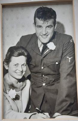 Ivor and Jean wedding