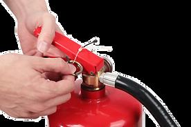 SMS080 - Portable Fire Extinguishers - Extintores Portátiles