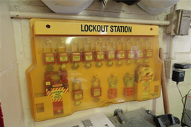 SMS091 - Lockout Tagout: The Basics - Bloqueo Etiquetado Los Fundamentos