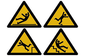 SMS011 - Walking and Working Surfaces: Preventing Slips, Trips and Falls - Superficies de Trabajo para Caminar