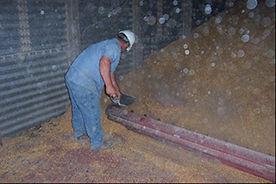 SMS045 - Sweep Auger Safety - Seguridad con Roscas Barredoras